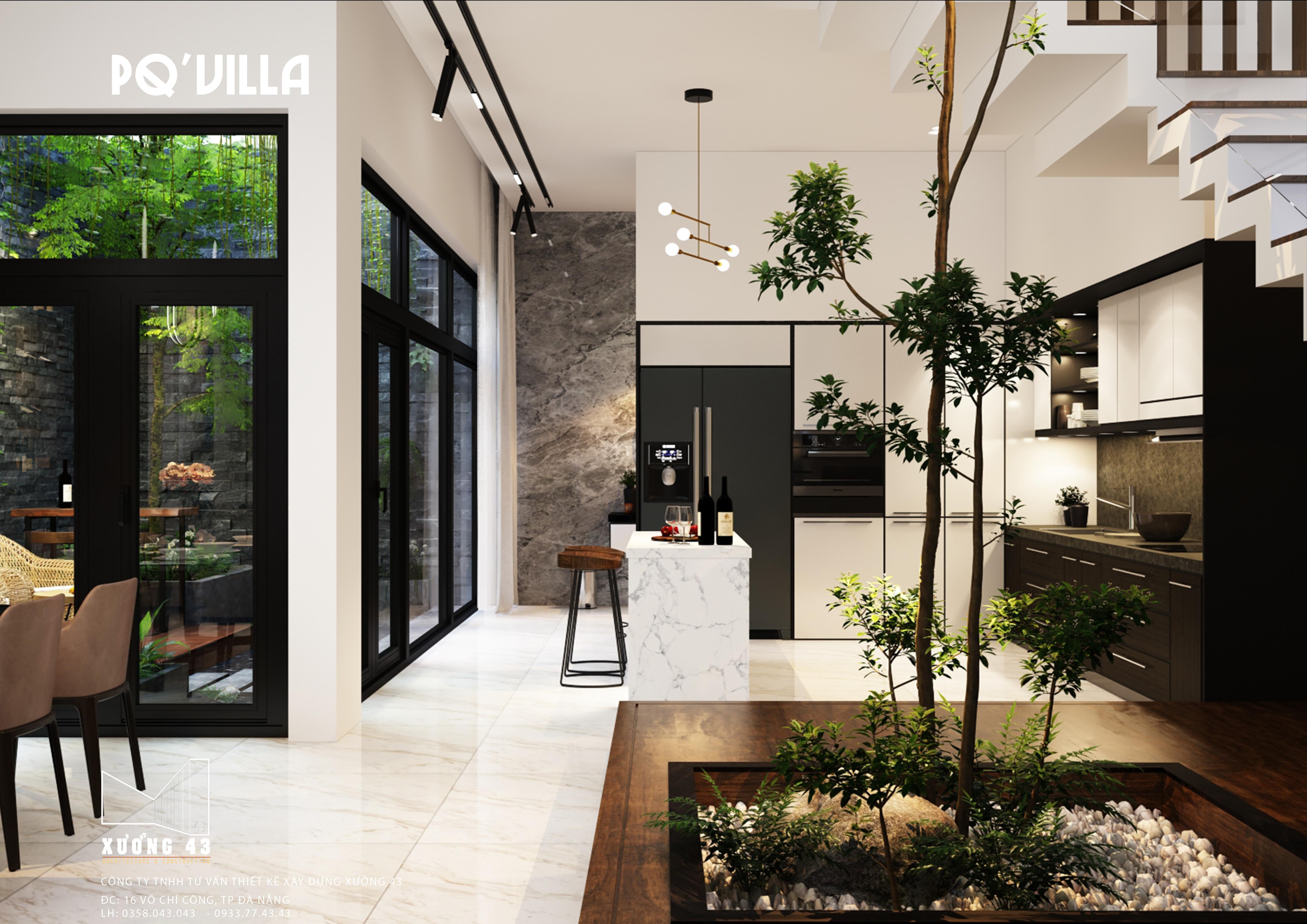thiết kế Nhà tại Đà Nẵng PQ Villa 6 1571286146
