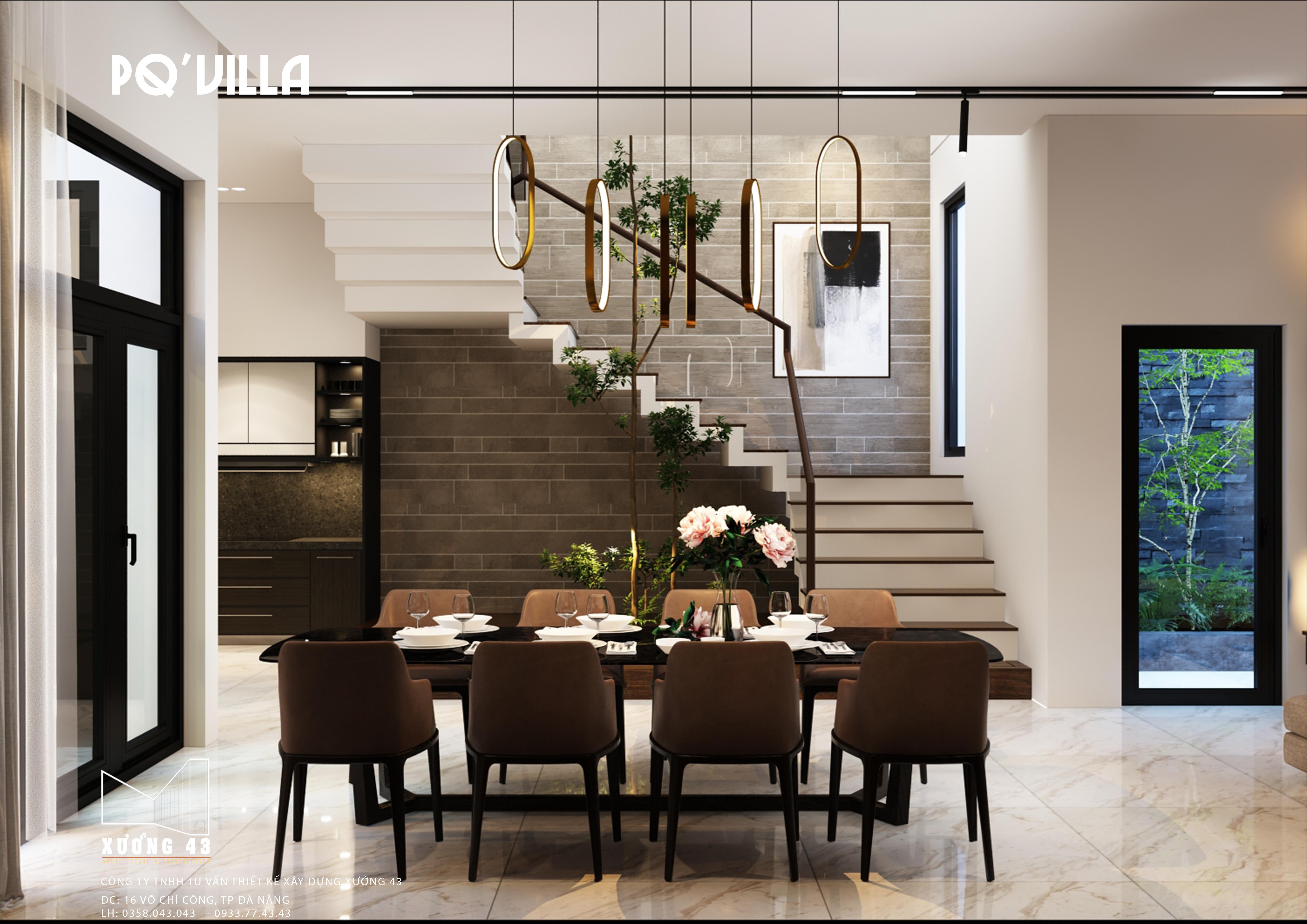 thiết kế Nhà tại Đà Nẵng PQ Villa 7 1571286150