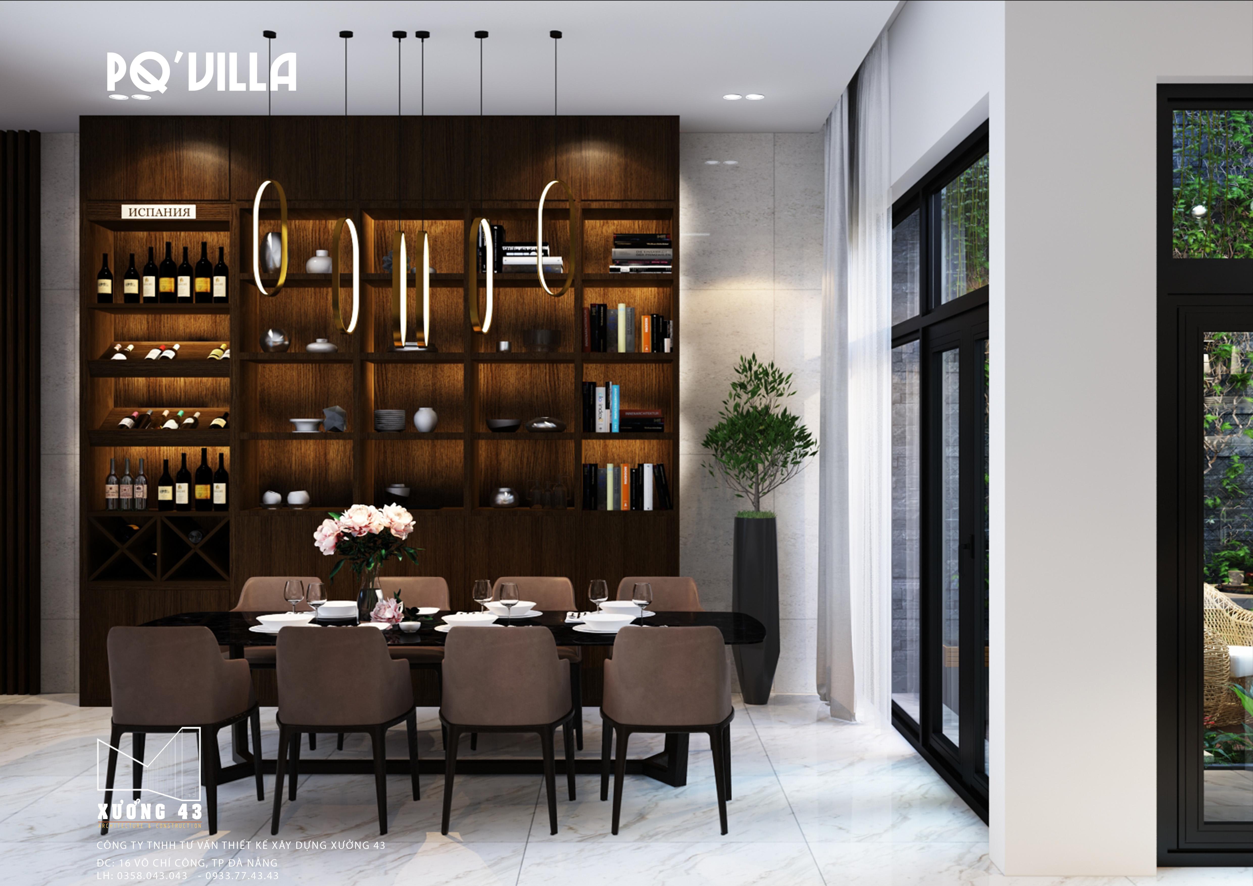 thiết kế Nhà tại Đà Nẵng PQ Villa 9 1571286153