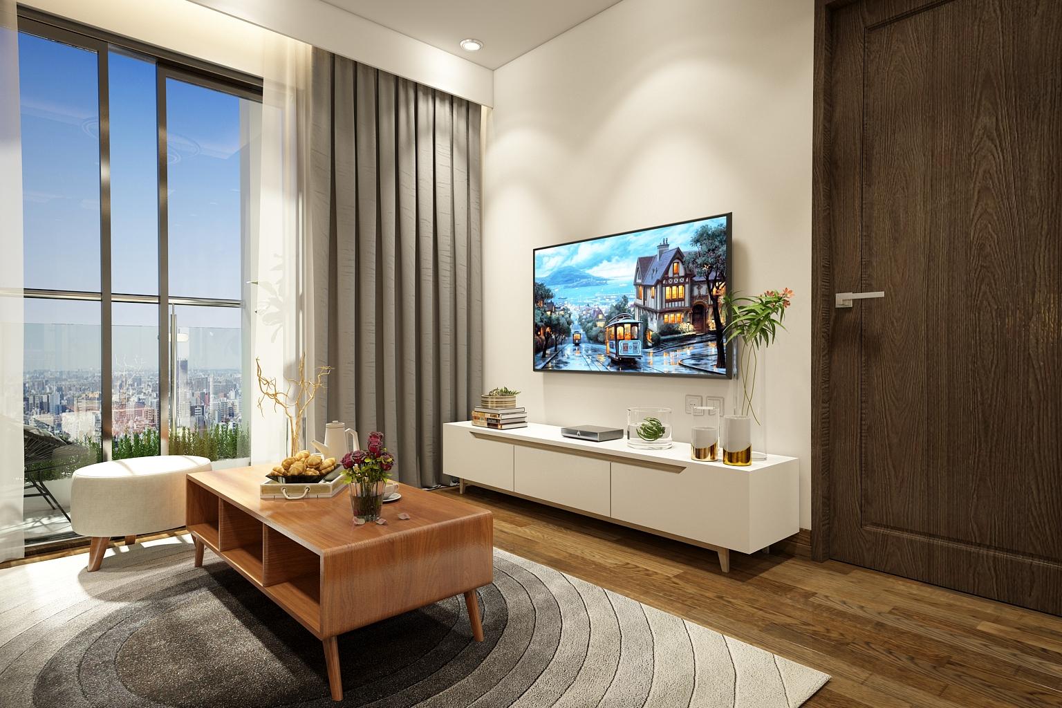 thiết kế nội thất chung cư tại Hà Nội Chung Cư An Bình City 1 1538039760