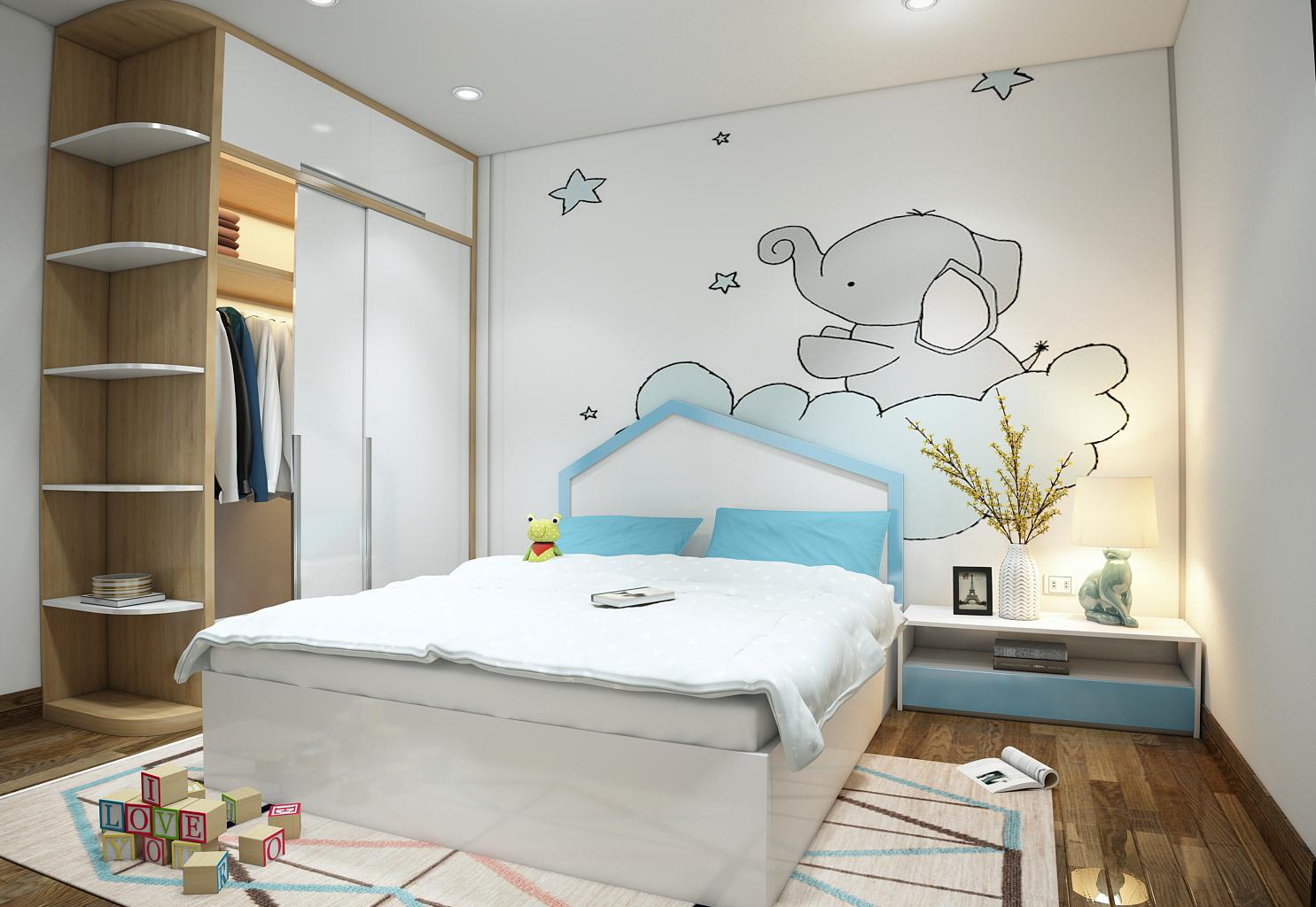thiết kế nội thất chung cư tại Hà Nội Chung Cư An Bình City 13 1538039736