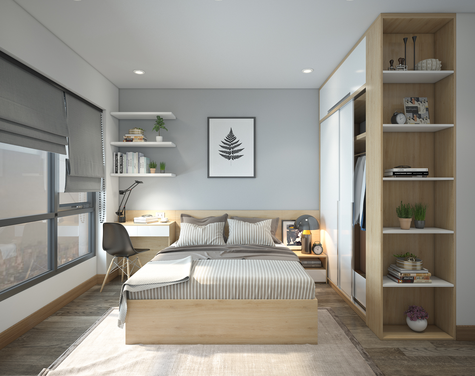 thiết kế nội thất chung cư tại Hà Nội Chung Cư An Bình City 15 1538039757