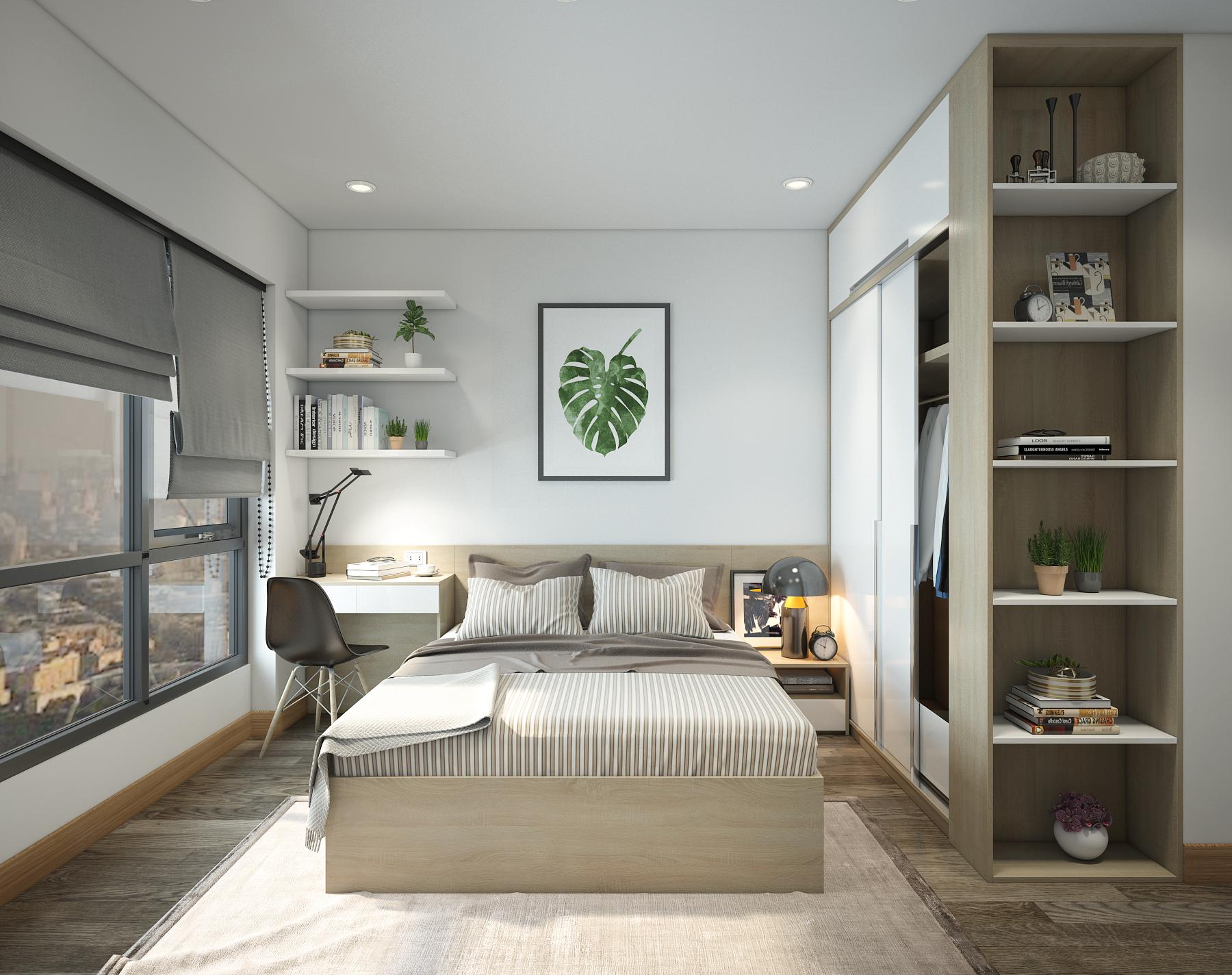 thiết kế nội thất chung cư tại Hà Nội Chung Cư An Bình City 16 1538039758