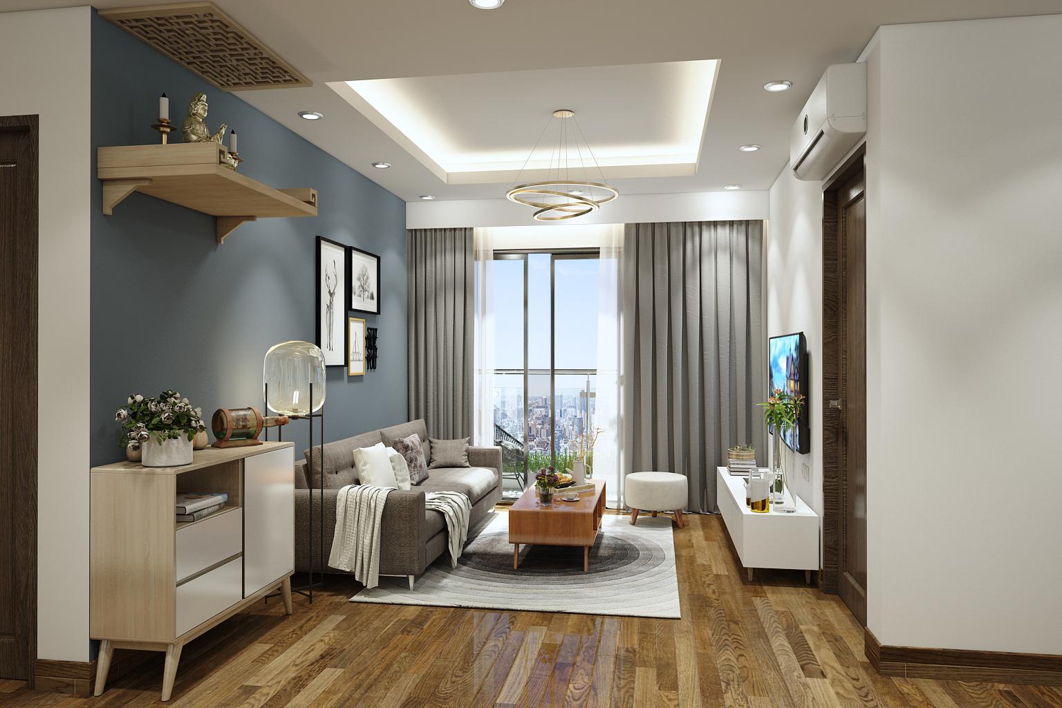 thiết kế nội thất chung cư tại Hà Nội Chung Cư An Bình City 3 1538039948
