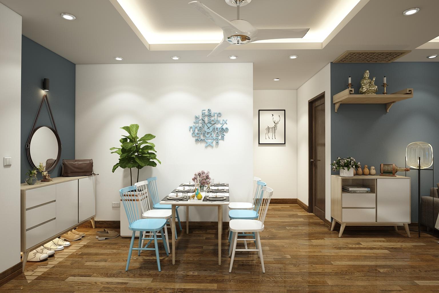 thiết kế nội thất chung cư tại Hà Nội Chung Cư An Bình City 5 1538039756