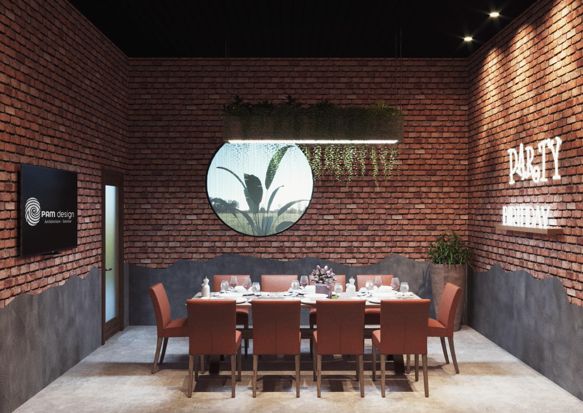 thiết kế nội thất Cafe tại Đà Nẵng Quán nhậu MẼO 5 1568195497