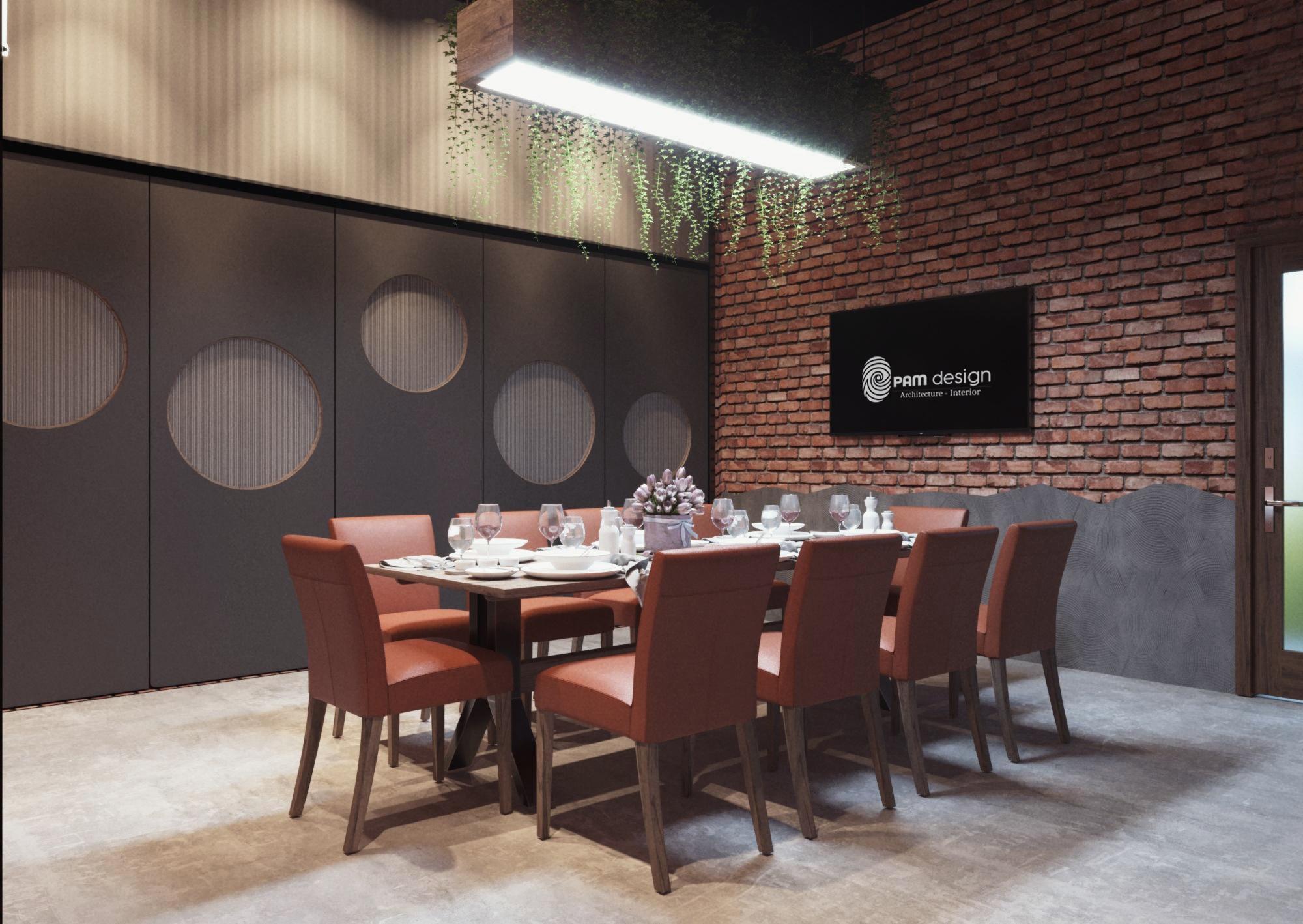 thiết kế nội thất Cafe tại Đà Nẵng Quán nhậu MẼO 6 1568195499
