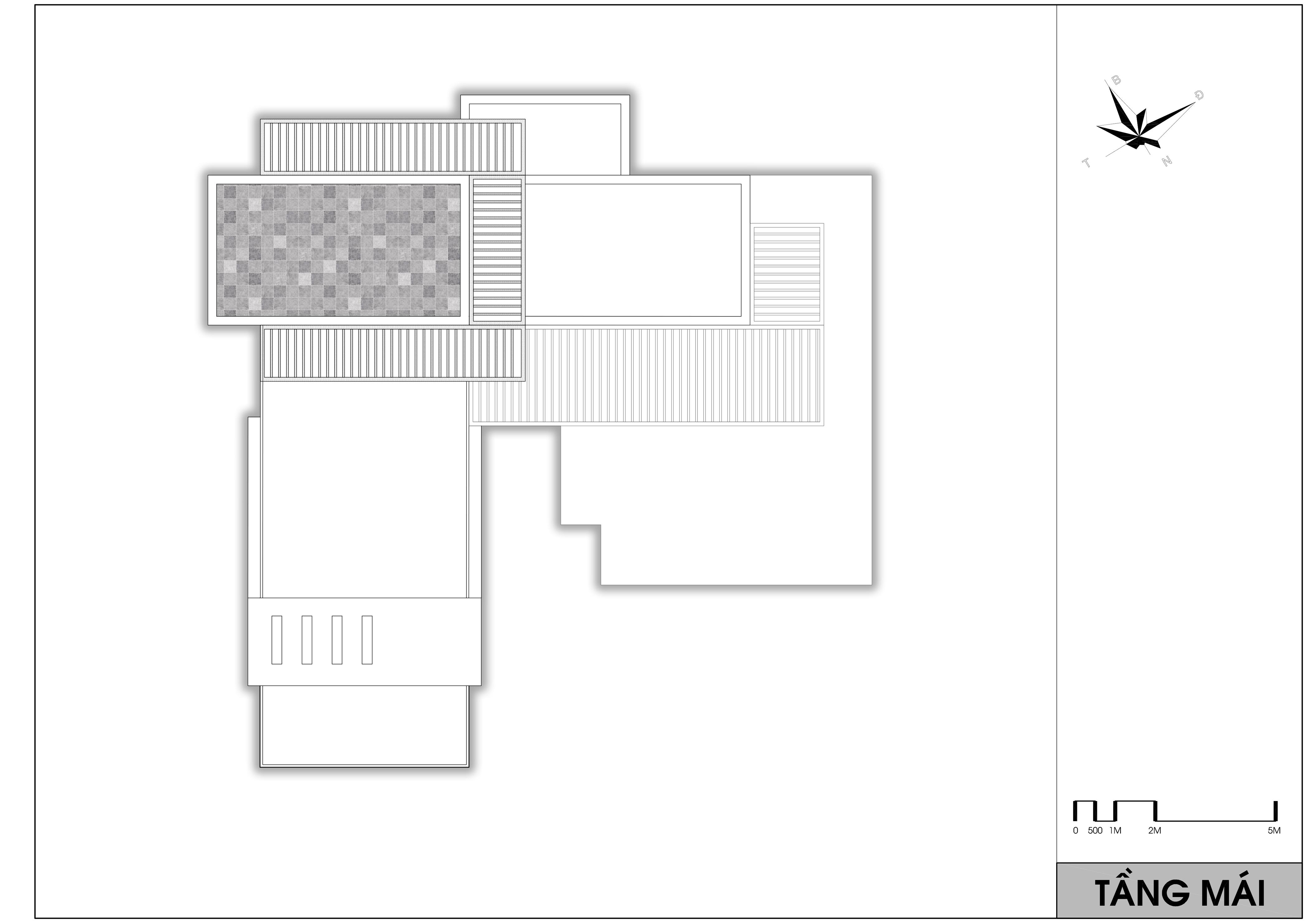 thiết kế Biệt Thự 3 tầng tại Vĩnh Phúc TX- Villas 2 1562065351