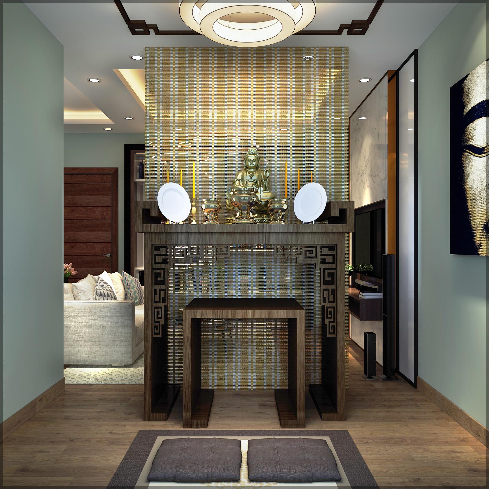 thiết kế nội thất Biệt Thự tại Hồ Chí Minh Mr Cường 15 1534911197
