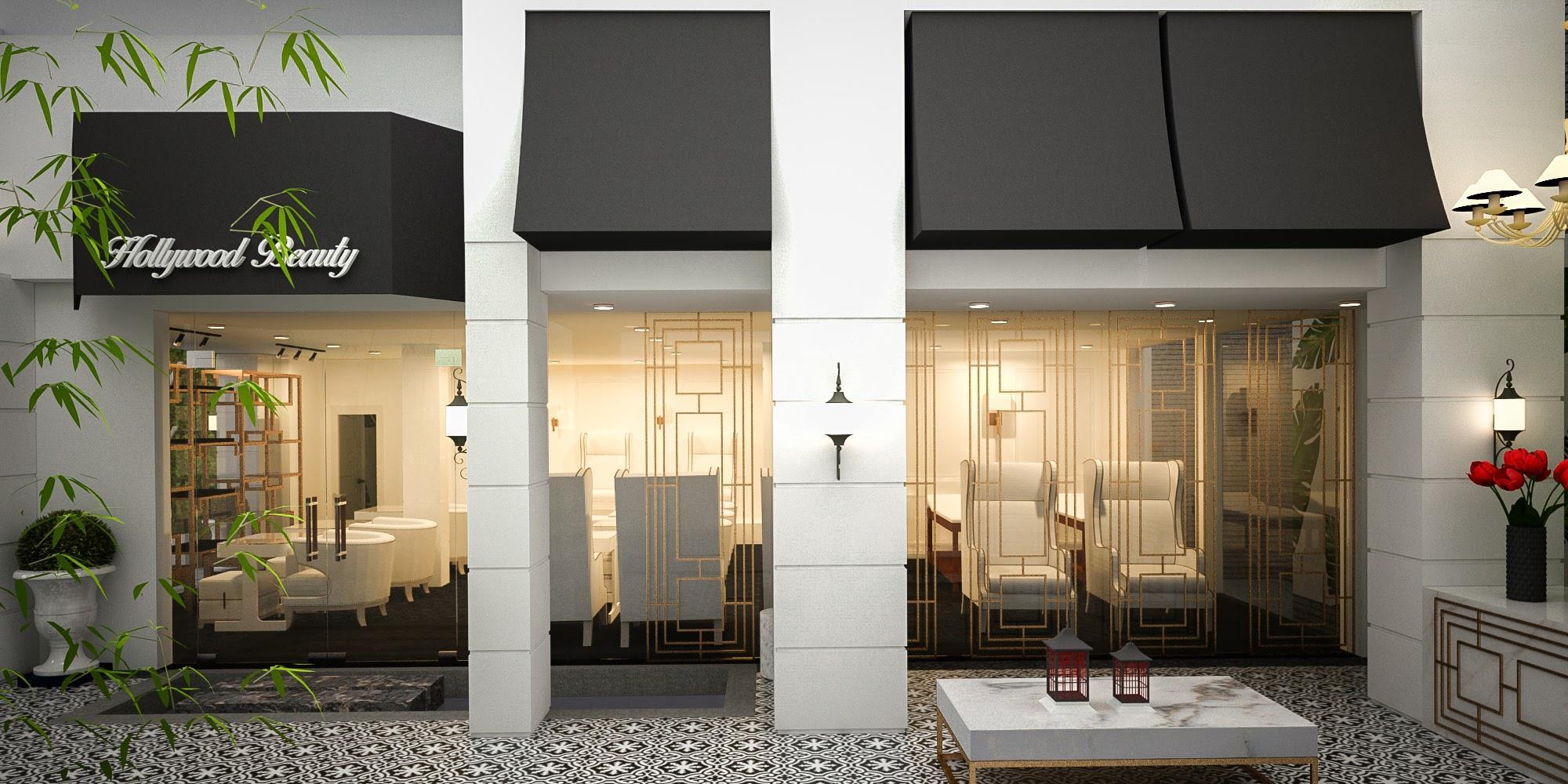 thiết kế nội thất Spa tại Hồ Chí Minh CẢI TẠO SPA - 06.2017 0 1534236522