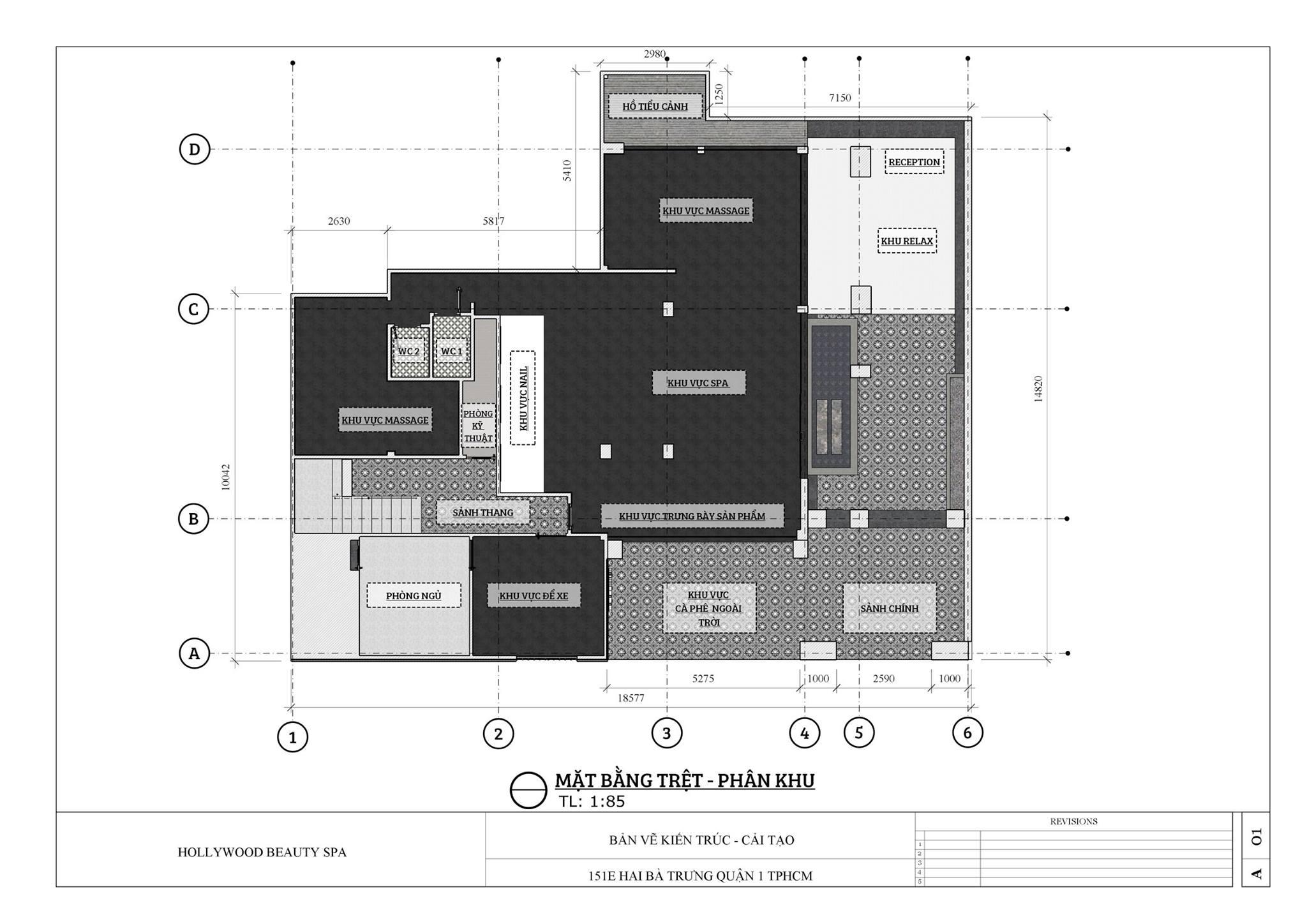 thiết kế nội thất Spa tại Hồ Chí Minh CẢI TẠO SPA - 06.2017 23 1534236535