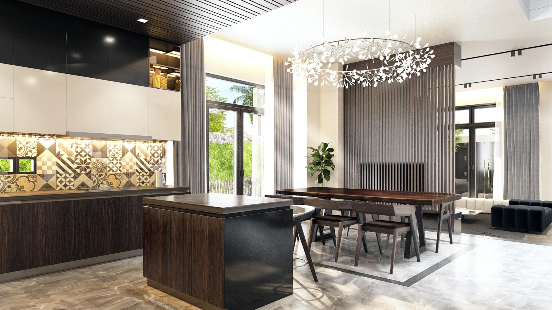 thiết kế nội thất Biệt Thự tại Đà Nẵng TH_VILLA HIỆN ĐẠI 5 1536308771
