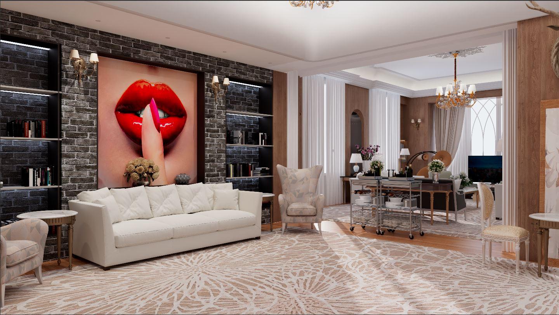 Thiết kế nội thất Chung Cư tại Hà Nội âm hưởng 1626063060 1