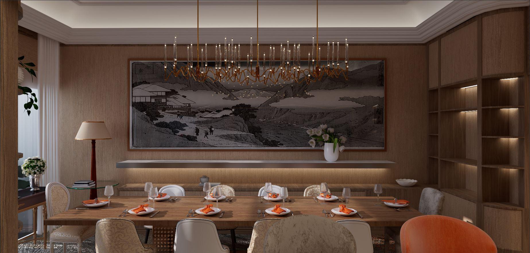 Thiết kế nội thất Chung Cư tại Hà Nội âm hưởng 1626063060 2