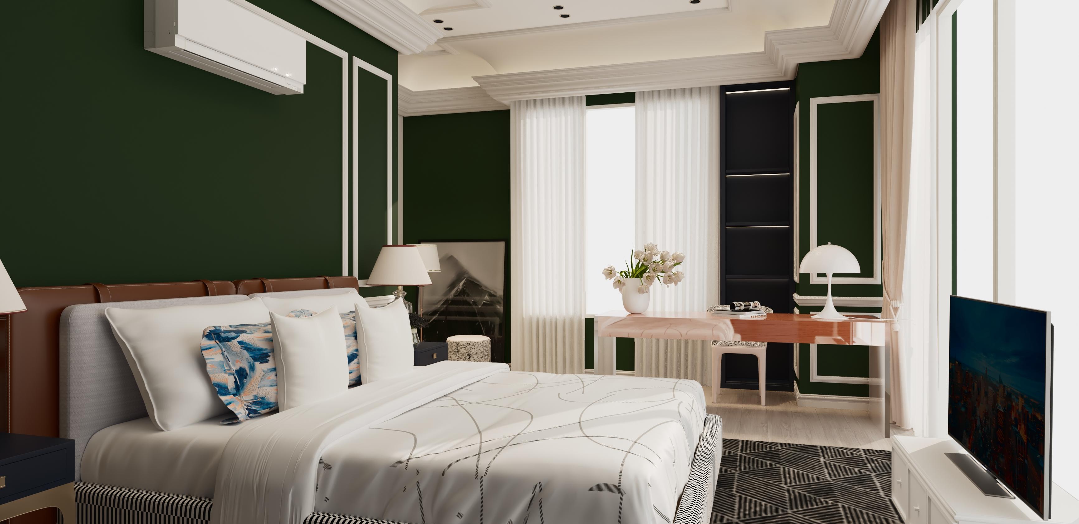 Thiết kế nội thất Chung Cư tại Hà Nội âm hưởng 1626063061 5