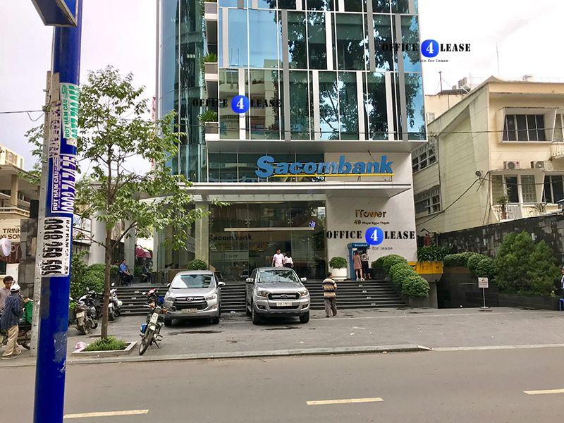 Thiết kế Văn Phòng tại Hồ Chí Minh Cao ốc văn phòng Itower 1600222580 3