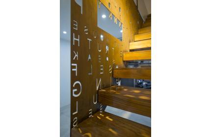 thiết kế Nhà Nhỏ 2 tầng QT House103