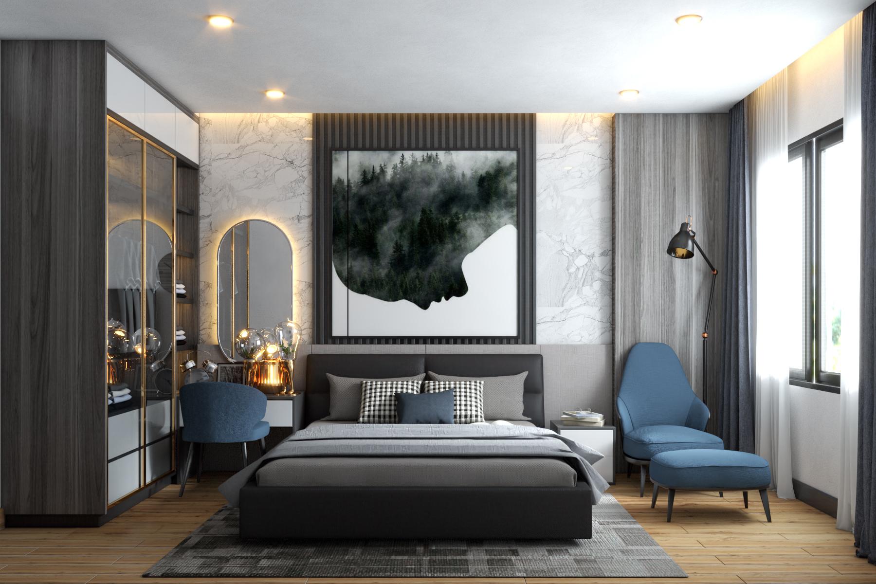 Thiết kế nội thất Nhà Mặt Phố tại Hà Nội cải tạo nội thất nhà phố 1584583714 0