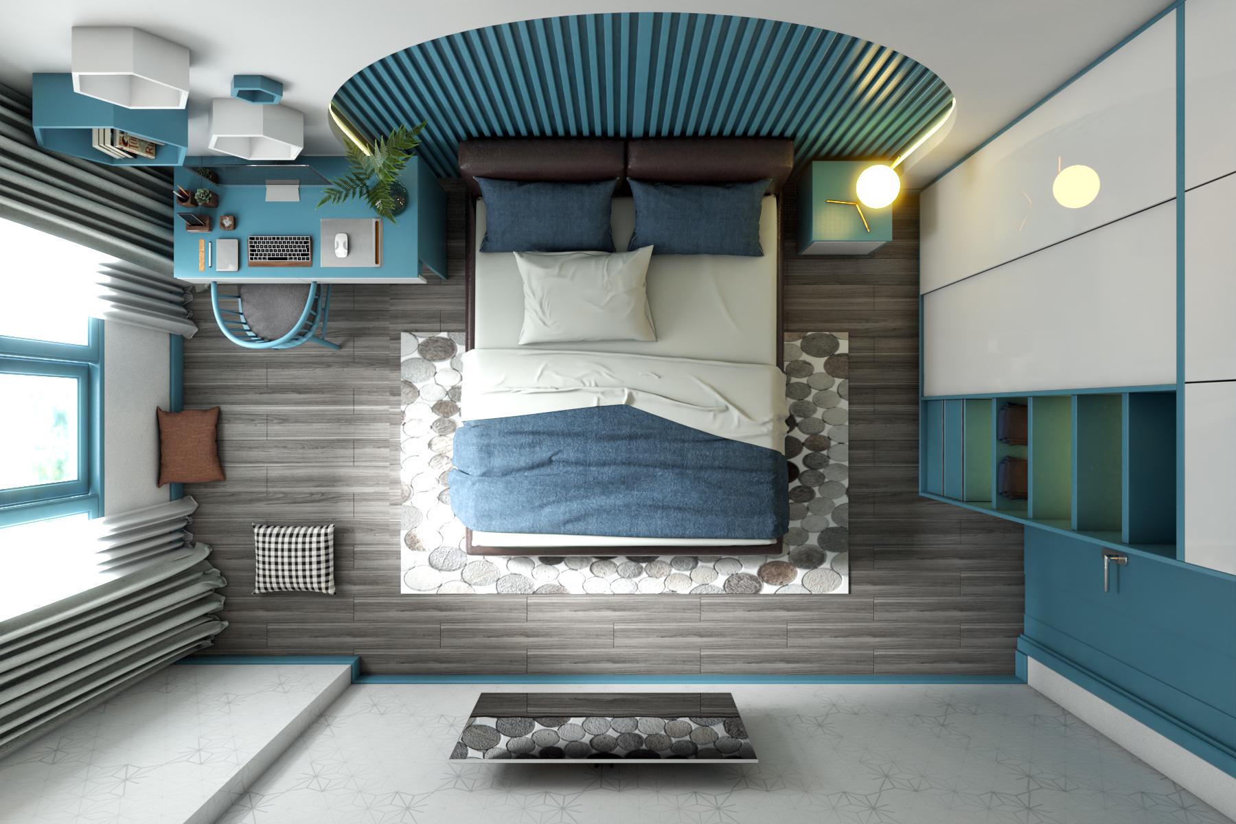 Thiết kế nội thất Nhà Mặt Phố tại Hà Nội cải tạo nội thất nhà phố 1584583716 3