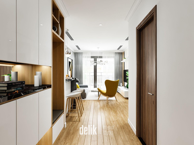 thiết kế nội thất chung cư tại Hà Nội Vinhomes Gardenia 0 1547480172
