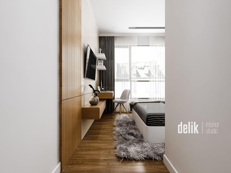 thiết kế nội thất chung cư tại Hà Nội Vinhomes Gardenia 10 1547480174