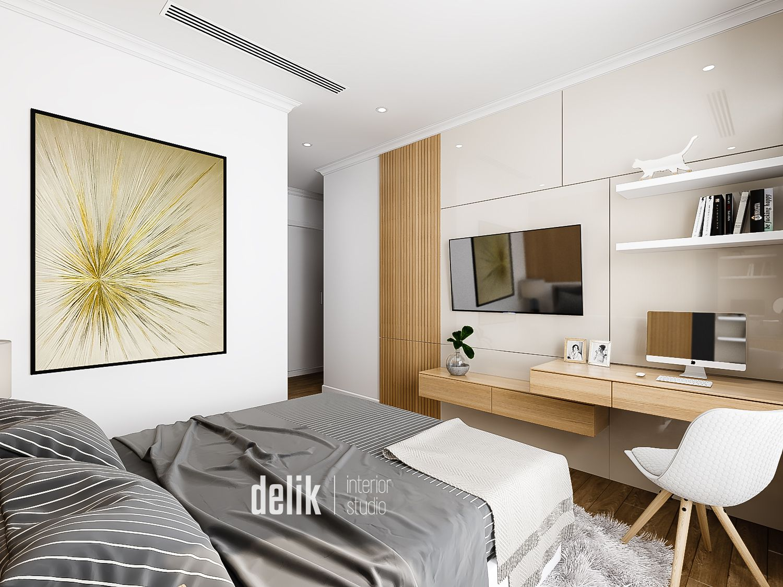 thiết kế nội thất chung cư tại Hà Nội Vinhomes Gardenia 11 1547480176