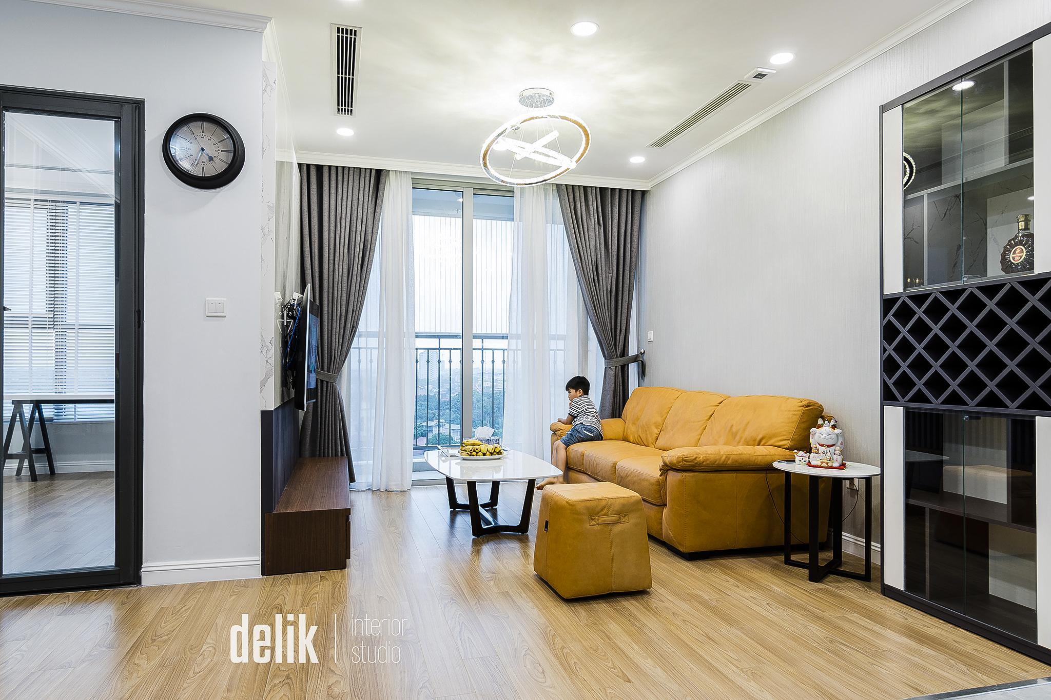thiết kế nội thất chung cư tại Hà Nội Vinhomes Gardenia 1 1547478867
