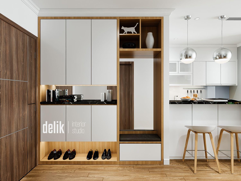 thiết kế nội thất chung cư tại Hà Nội Vinhomes Gardenia 1 1547480174