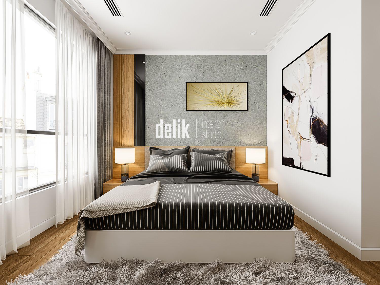 thiết kế nội thất chung cư tại Hà Nội Vinhomes Gardenia 12 1547480175