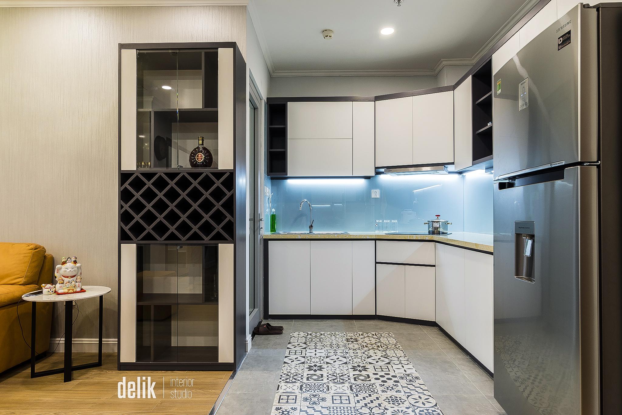 thiết kế nội thất chung cư tại Hà Nội Vinhomes Gardenia 3 1547478869