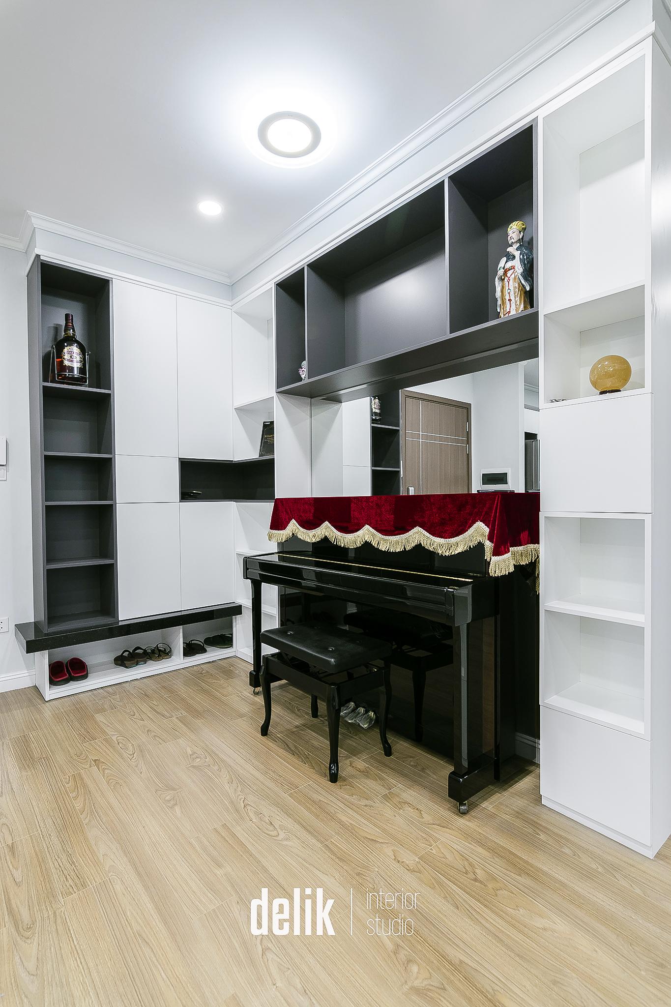 thiết kế nội thất chung cư tại Hà Nội Vinhomes Gardenia 4 1547478869