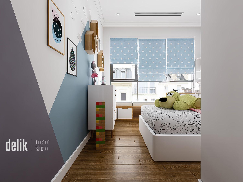 thiết kế nội thất chung cư tại Hà Nội Vinhomes Gardenia 8 1547480174