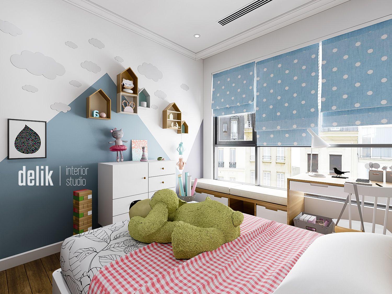 thiết kế nội thất chung cư tại Hà Nội Vinhomes Gardenia 9 1547480174