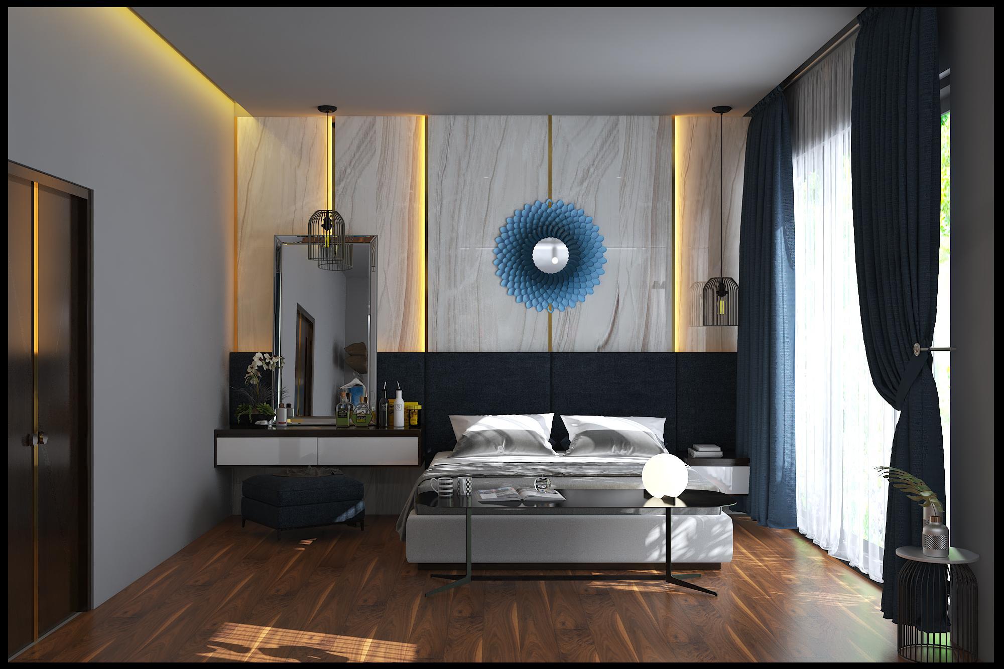 Thiết kế Nhà Mặt Phố tại Đà Nẵng Nhà ở gia đình 1587461278 5