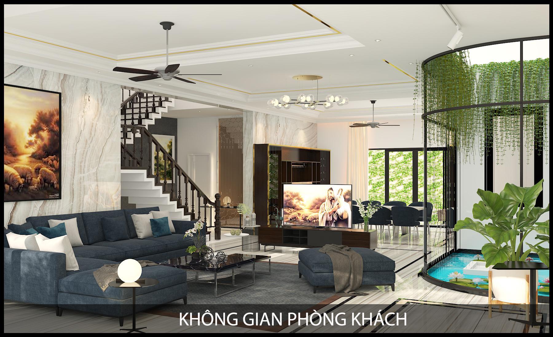 Thiết kế Nhà Mặt Phố tại Đà Nẵng Nhà ở gia đình 1587461278 7