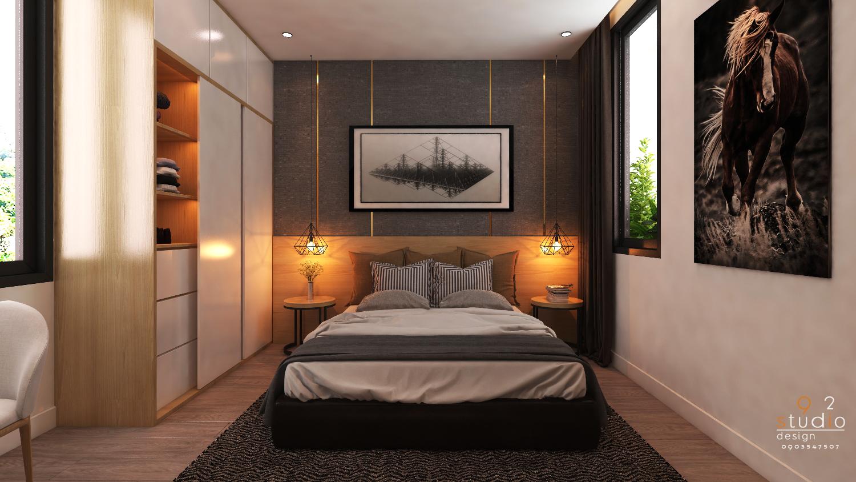 thiết kế Nhà Mặt Phố 2 tầng tại Đà Nẵng Hoa Minh House 2018 5 1550713513