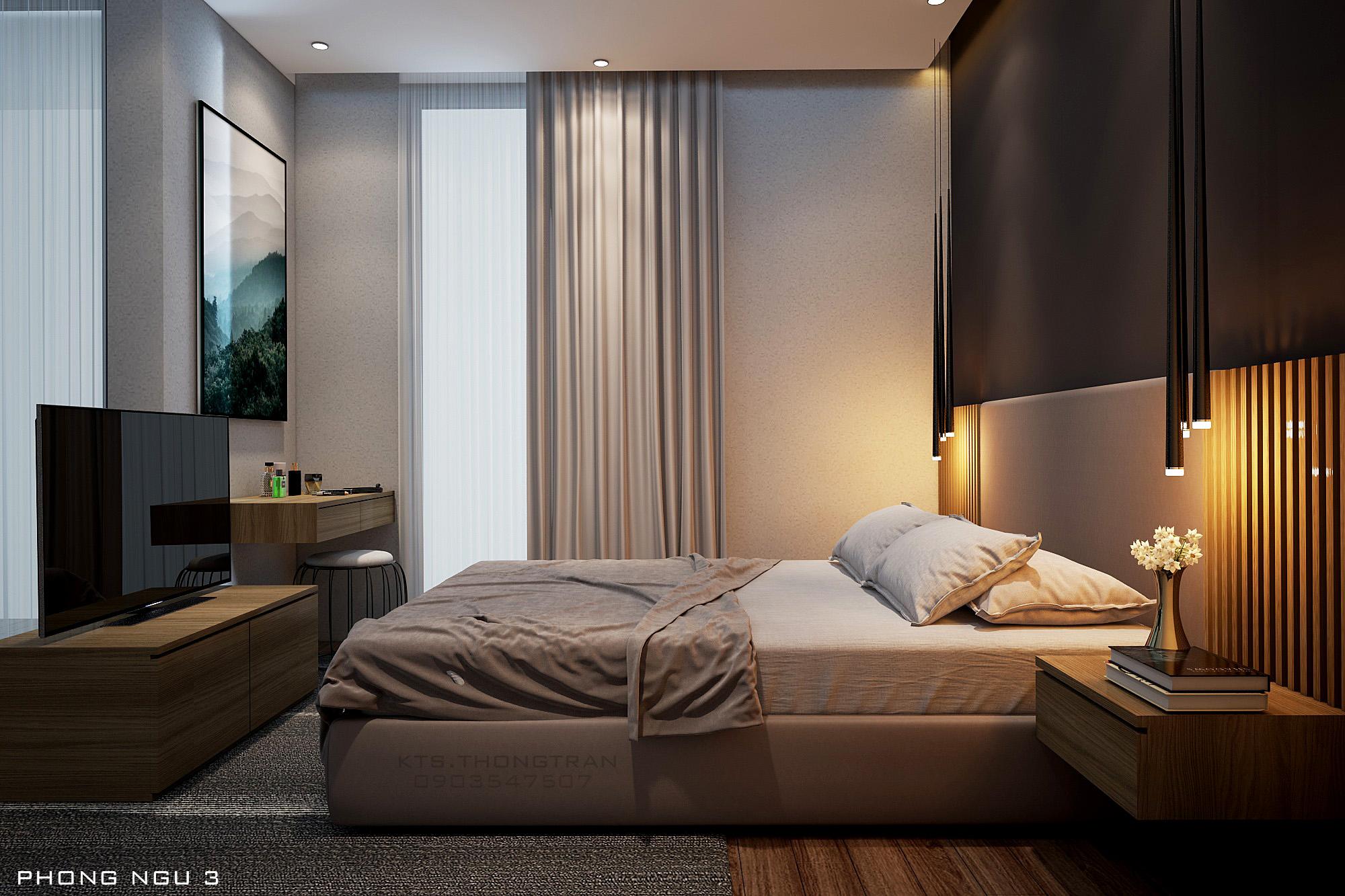 thiết kế nội thất Nhà Mặt Phố tại Đà Nẵng Nhà Phố 10 1548240980