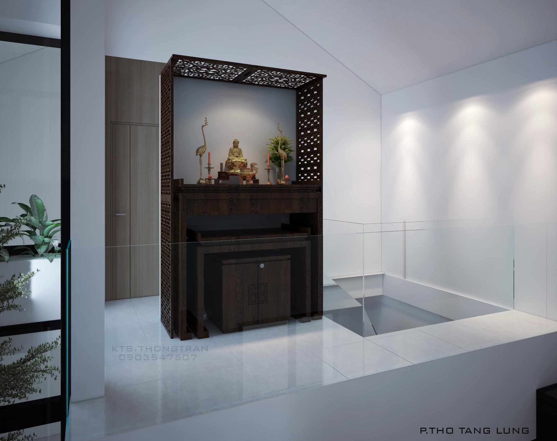 thiết kế nội thất Nhà Mặt Phố tại Đà Nẵng Nhà Phố 12 1548240982