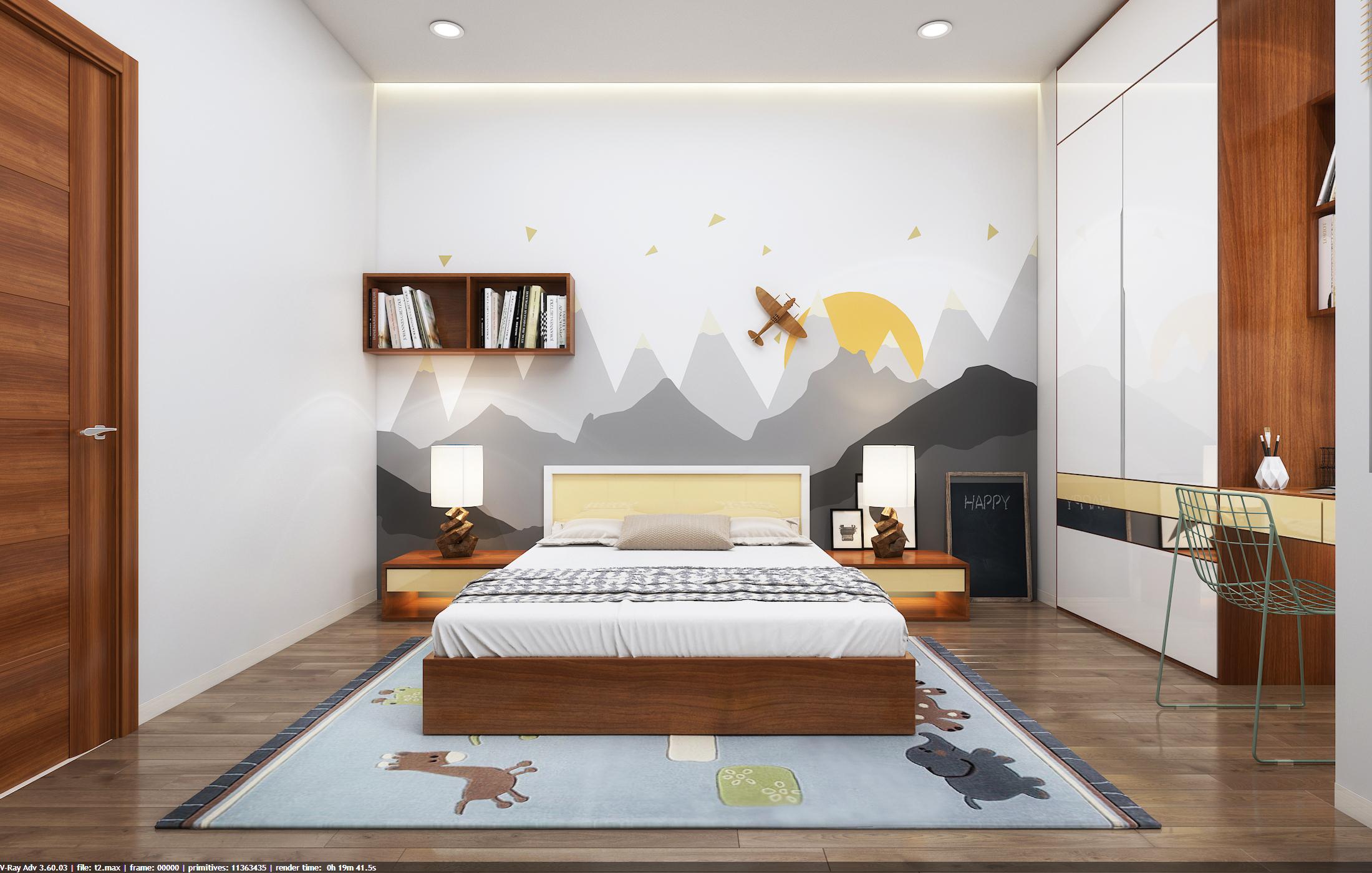 thiết kế nội thất Nhà Mặt Phố tại Đà Nẵng Loc House Interior 9 1548312555