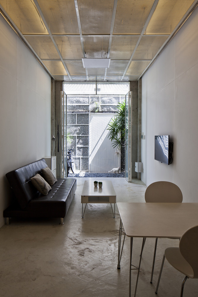 thiết kế Nhà 3 tầng tại Hồ Chí Minh 3x10 House 10 1534907466