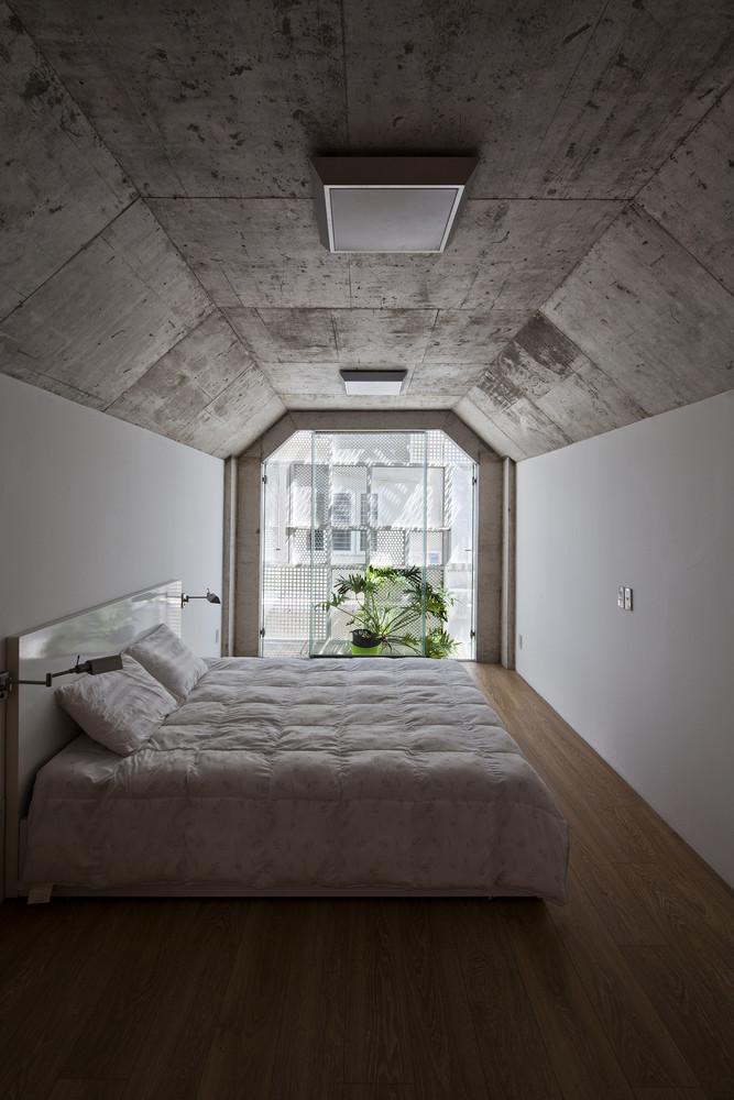 thiết kế Nhà 3 tầng tại Hồ Chí Minh 3x10 House 12 1534907461
