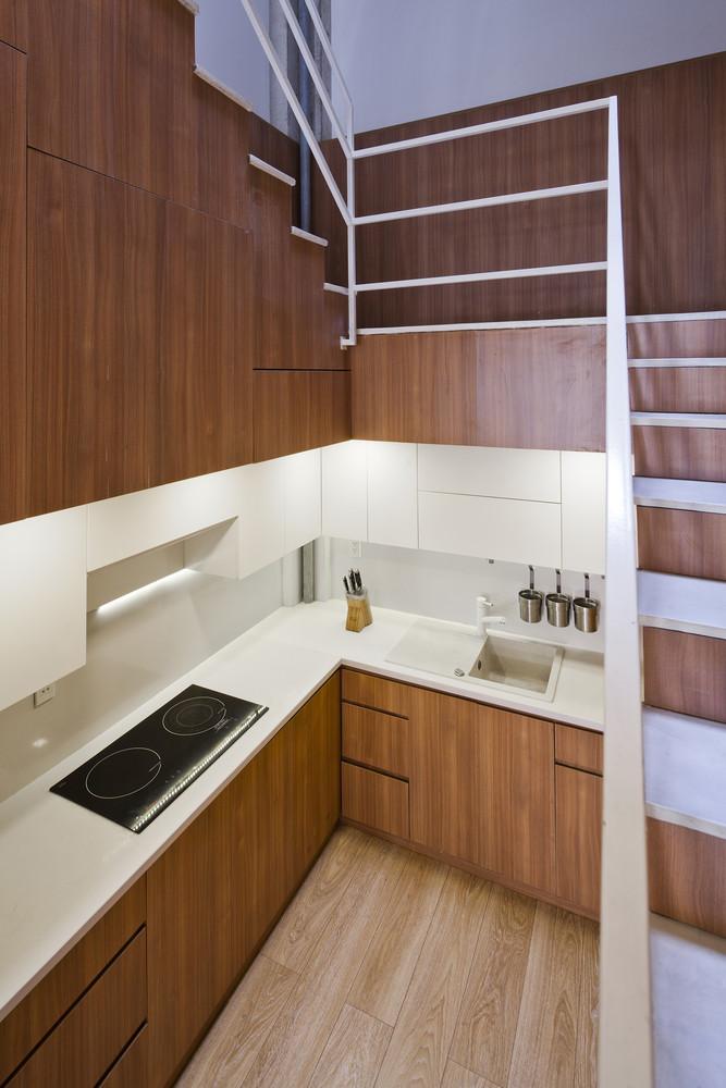 thiết kế Nhà 3 tầng tại Hồ Chí Minh 3x10 House 18 1534907470