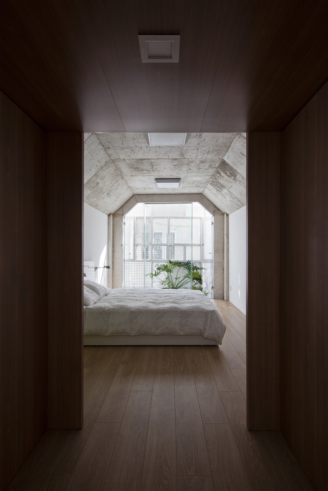 thiết kế Nhà 3 tầng tại Hồ Chí Minh 3x10 House 6 1534907468