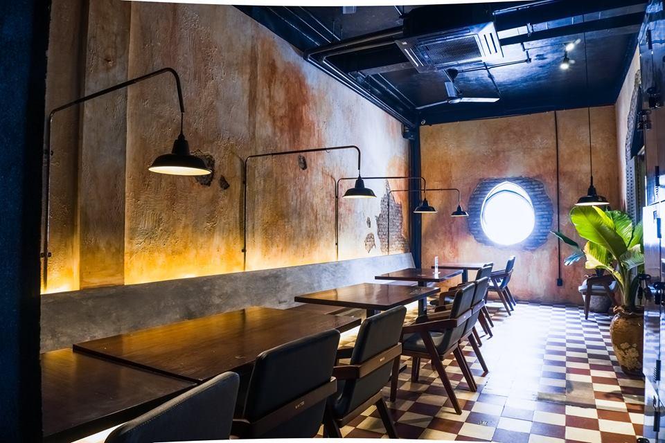 thiết kế Nhà Hàng tại Hồ Chí Minh CoCoDak Restaurant 0 1534907742