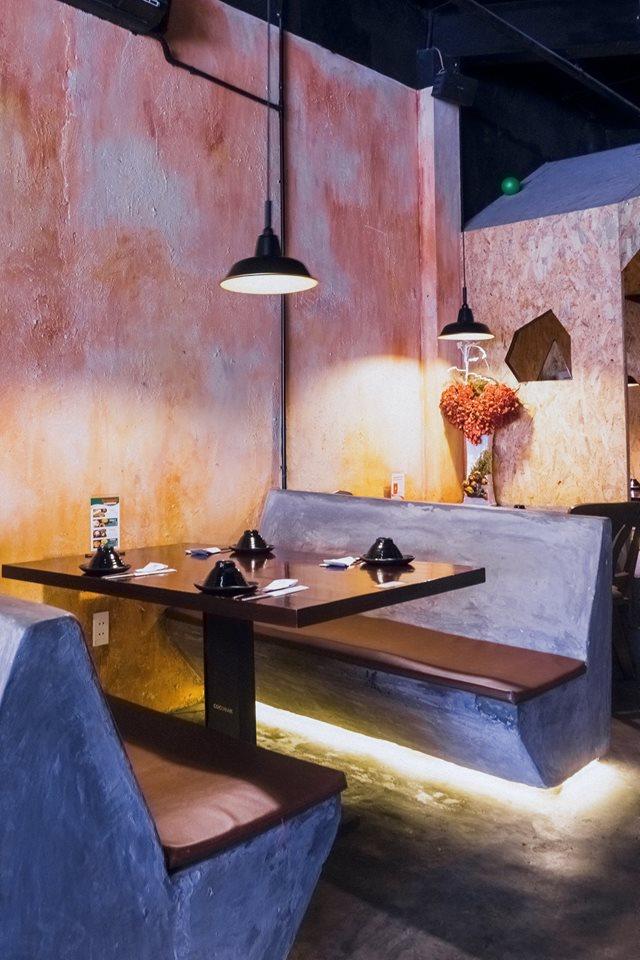 thiết kế Nhà Hàng tại Hồ Chí Minh CoCoDak Restaurant 1 1534907743