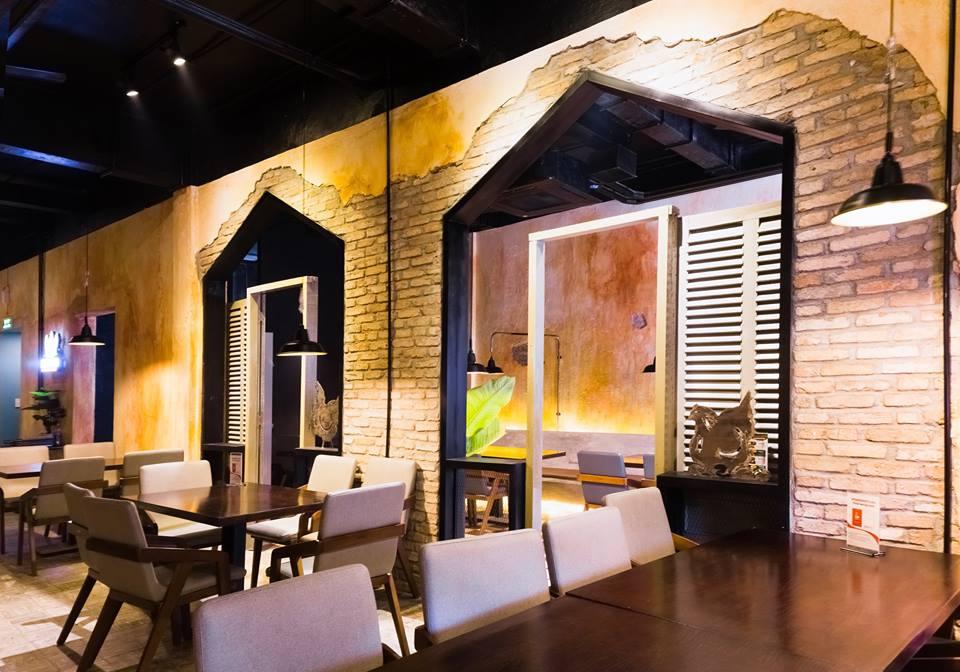 thiết kế Nhà Hàng tại Hồ Chí Minh CoCoDak Restaurant 12 1534907743