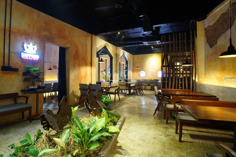 thiết kế Nhà Hàng tại Hồ Chí Minh CoCoDak Restaurant 2 1534907744