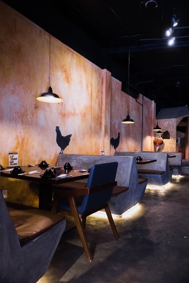 thiết kế Nhà Hàng tại Hồ Chí Minh CoCoDak Restaurant 5 1534907744