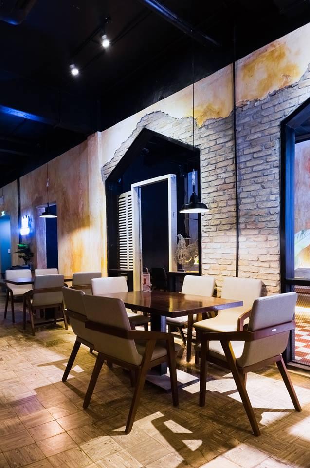 thiết kế Nhà Hàng tại Hồ Chí Minh CoCoDak Restaurant 7 1534907743