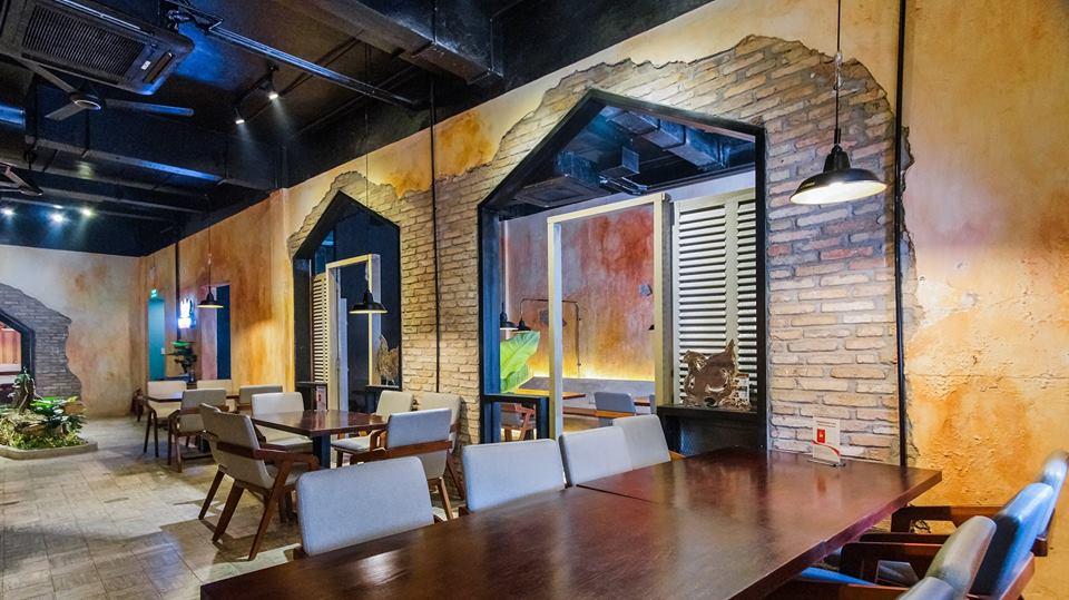thiết kế Nhà Hàng tại Hồ Chí Minh CoCoDak Restaurant 8 1534907744